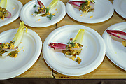 Chef Dustin Ronspies, Art of the Table