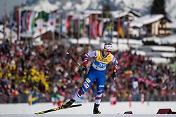 February 21, 2019 - Seefeld In Tirol, AUSTRIA - 190221 Tereza Beranova of Czech Republic competes in women's cross-country skiing sprint qualification during the FIS Nordic World Ski Championships on February 21, 2019 in Seefeld in Tirol..Photo: Joel Marklund / BILDBYRN / kod JM / 87879 (Credit Image: © Joel Marklund/Bildbyran via ZUMA Press)