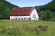 Barn and Side Rake, Hwy 36