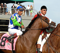 132nd Kentucky Derby won by Barbaro with Edgar Prado