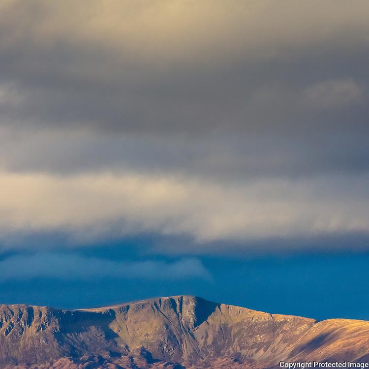 8.41am Stob Coire a'Chearcaill, Highland, Scotland.