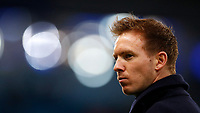 Football - 2018 / 2019 UEFA Champions League - Group F: Manchester City vs. 1899 Hoffenheim<br /> <br /> Julian Nagelsmann manager of Hoffenheim at The Etihad.<br /> <br /> COLORSPORT/LYNNE CAMERON