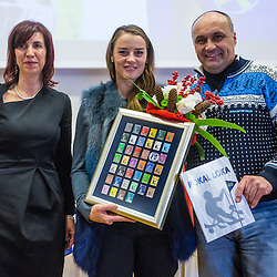 20151209: SLO, Alpine Ski - predstavitev Zbornika ob 40. izvedbi tekmovanja za Pokal Loka