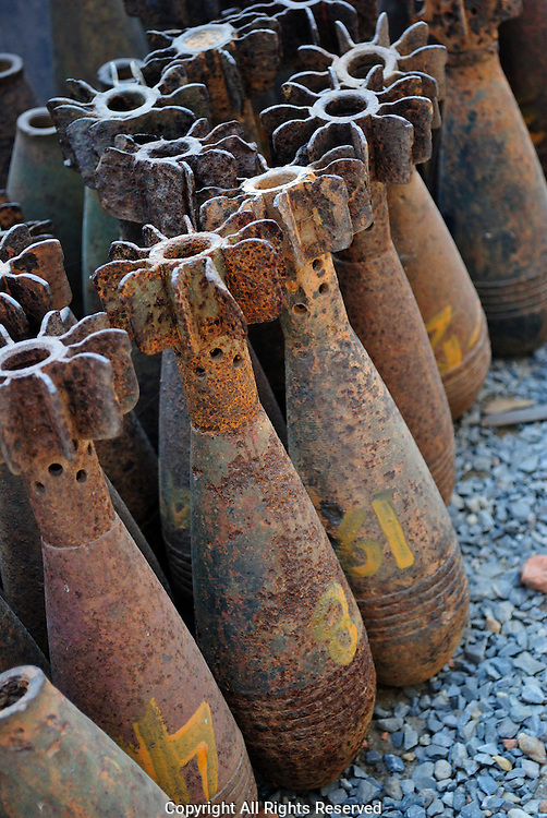 Between the years 1964 and 1973 more bombs were dropped on Laos than on Germany and Japan combined during World War II