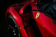 August 14-16, 2012 - Pebble Beach / Monterey Car Week. Ferrari LaFerrari