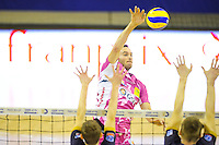 Thomas Lamoise - 20.12.2014 - Paris Volley / Sete - 12eme journee de Ligue A<br /> Photo : Andre Ferreira / Icon Sport