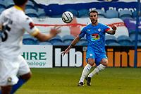 Liam Hogan. Stockport County FC 4-0 King's Lynn Town FC. Vanarama National League. Edgeley Park. 13.4.21