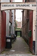 Godhuis Spanoghe, Bruges, Belgium