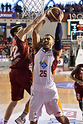 DESCRIZIONE : Campionato 2014/15 Virtus Acea Roma - Umana Reyer Venezia<br /> GIOCATORE : Jordan Morgan<br /> CATEGORIA : Tiro Penetrazione Stoppata Fallo<br /> SQUADRA : Virtus Acea Roma<br /> EVENTO : LegaBasket Serie A Beko 2014/2015<br /> GARA : Virtus Acea Roma - Umana Reyer Venezia<br /> DATA : 01/02/2015<br /> SPORT : Pallacanestro <br /> AUTORE : Agenzia Ciamillo-Castoria/GiulioCiamillo<br /> Predefinita :