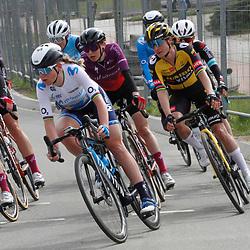 18-04-2021: Wielrennen: Amstel Gold Race women: Berg en Terblijt: Annemiek van Vleuten: Marianne Vos