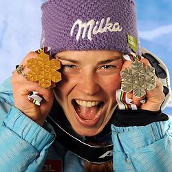 20110217: GER, 2011 FIS Alpine World Ski Championships Garmisch-Partenkirchen, Ladies Giant Slalom