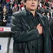 Austria's coach Dietmar CONSTANTINI during their UEFA EURO 2012 Qualifying round Group A soccer match Turkey betwen Austria at Sukru Saracoglu stadium in Istanbul March 29, 2011. Photo by TURKPIX