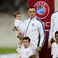 151114 England v Slovenia
