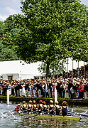 Henley Royal Regatta, Henley on Thames, ENGLAND,  1996, Ladies Challenge Plate, Goldie Boat Club, Photo: Peter Spurrier/Intersport Images.  Mob +44 7973 819 551/email images@intersport-images.com ...........Rowing Courses, Henley Reach, Henley, ENGLAND. HRR
