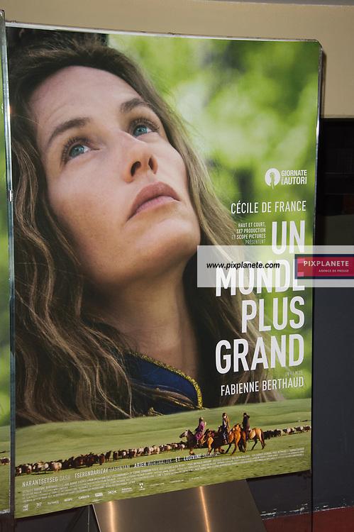 Avant première du film Un Monde plus Grand  Lundi 21 Octobre 2019 UGC les Halles Paris