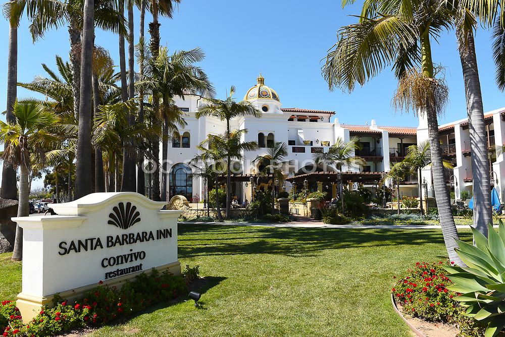 Convivo Restaurant at the Santa Barbara Inn