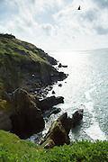 Lizard Point rocks