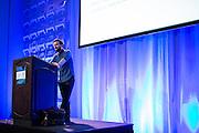 The Linux Foundation hosts CloudNativeCon and CubeCon at Sheraton Seattle Hotel in Seattle, Washington, on November 8, 2016. (Stan Olszewski/SOSKIphoto)