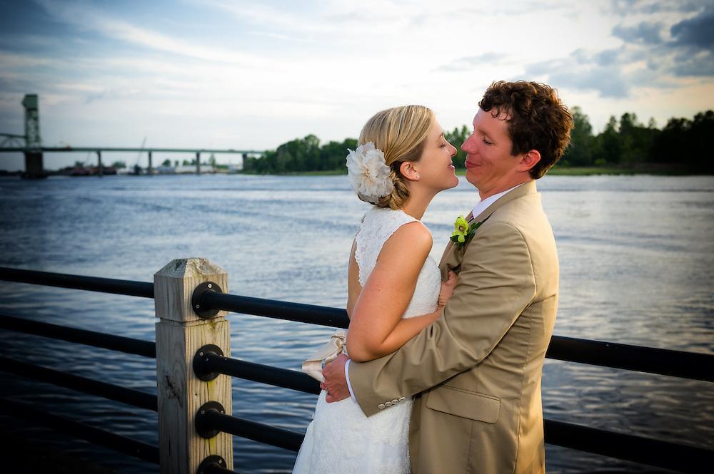 Wilmington Riverfront Wedding