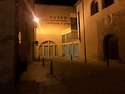 MUSEO DE ARTE CONTEMPORANEO ESTEBAN VICENTE  (JUNIO 2019 - ENERO 2020)