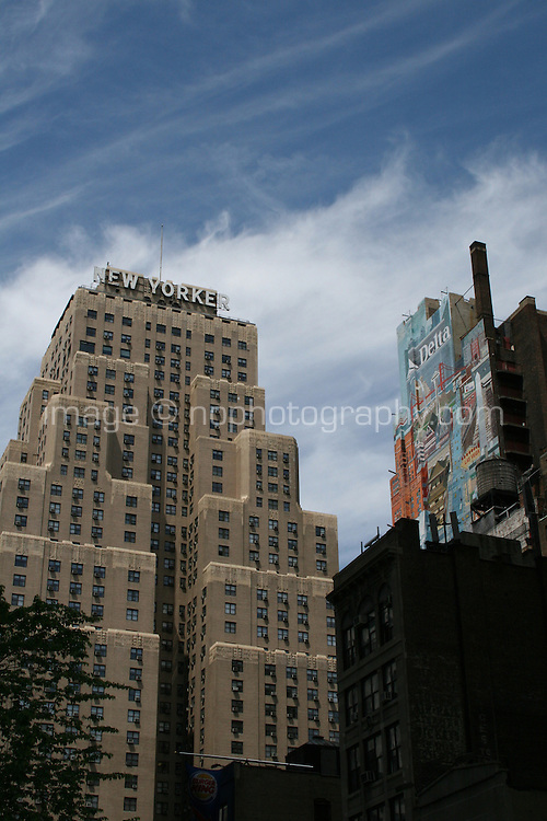 The New Yorker Hotel<br />