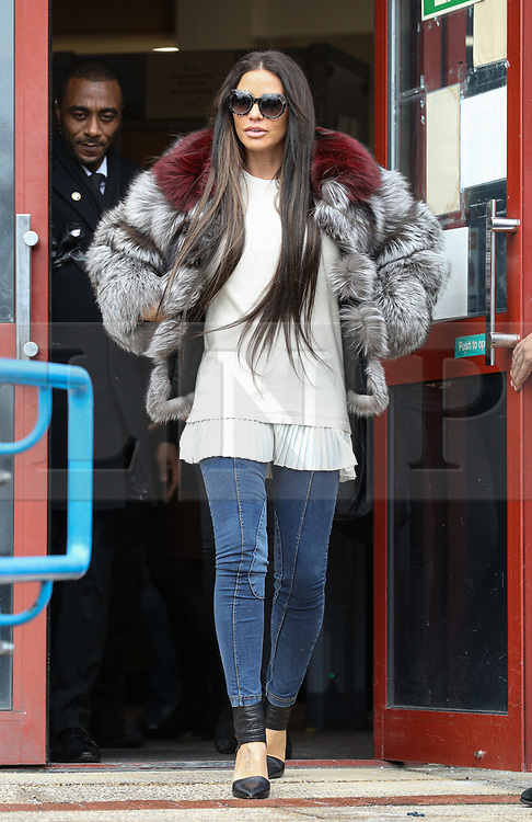 © Licensed to London News Pictures. 07/01/2019. London, UK. Former glamour model Katie Price leaves Bromley Magistrates Court after pleading not guilty to drink driving. Her pink Range Rover was found crashed in a bush on 10 October 2018. Photo credit : Tom Nicholson/LNP