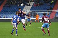 Oldham Athletic v Scunthorpe United 281017