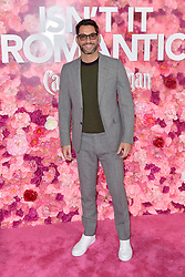 February 11, 2019 - Los Angeles, Kalifornien, USA - Tom Ellis bei der Weltpremiere des Kinofilms 'Isn't It Romantic' im Theatre at Ace Hotel. Los Angeles, 11.02.2019 (Credit Image: © Future-Image via ZUMA Press)