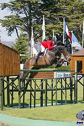 Lejeune Philippe, BEL, Double O Seven<br /> CSIO La Baule 2003<br /> Photo © Dirk Caremans