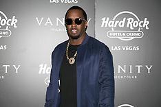 Las Vegas: Puff Daddy Hosts at Vanity Nightclub - 1 July 2017