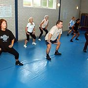 Sport & Fitness Kees Broertjes v/d Merchlaan 45 Zeist aerobicsles