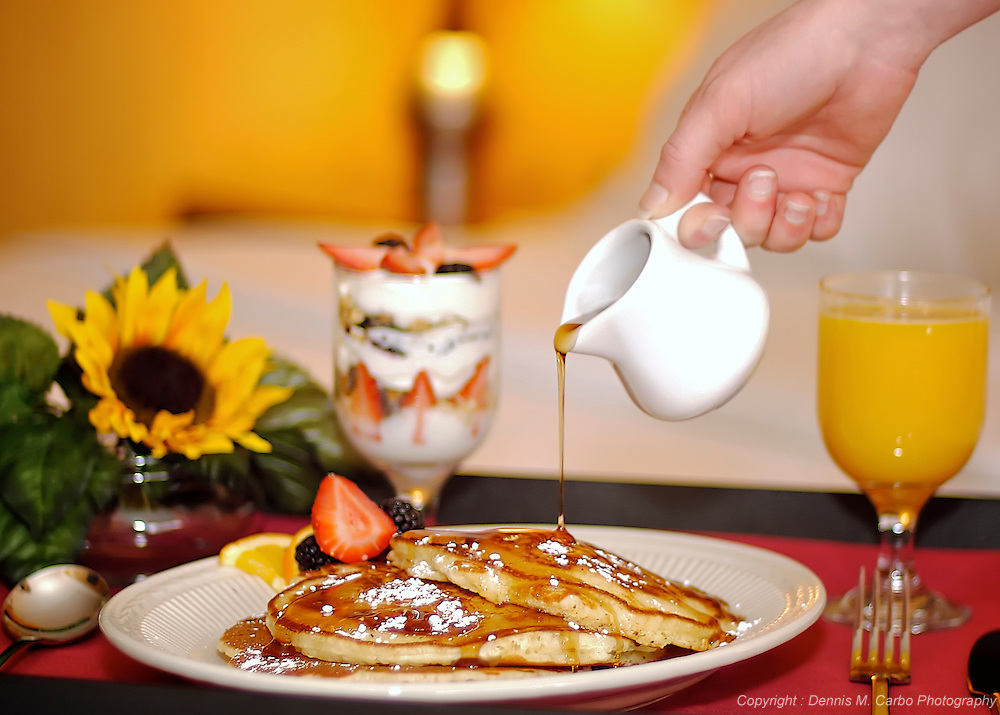 Good Morning for Pancakes