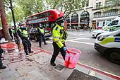 Britain Protests Elbit