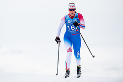 April 6, 2018 - Alta, NORWAY - 180406 Pia Anine Solbu Stangebye competes in the Women's 5 km Classic during the Norwegian Championship on April 6, 2018 in Alta..Photo: Jon Olav Nesvold / BILDBYRÃ…N / kod JE / 160235 (Credit Image: © Jon Olav Nesvold/Bildbyran via ZUMA Press)