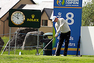 Marc Warren of Scotland on the 8th hole during the third round of the Irish Open on 19th of May 2007 at the Adare Manor Hotel & Golf Resort, Co. Limerick, Ireland. (Photo by Manus O'Reilly/NEWSFILE)