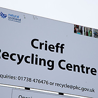 Crieff Recycling Centre