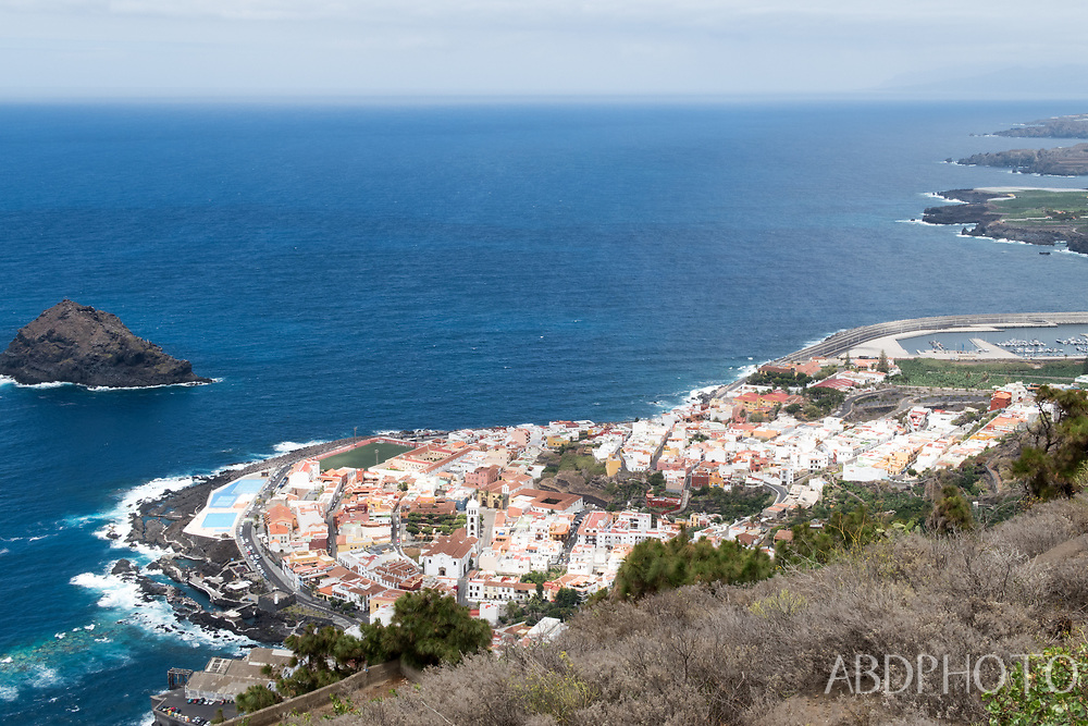 garachico tenerife canary islands spain