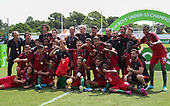 Soccer-CONCACAF U15 Championships-Portugal vs Slovenia-Aug 11, 2019