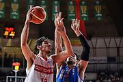 DESCRIZIONE : Varese Lega A 2015-16 Openjobmetis Varese Dinamo Banco di Sardegna Sassari<br /> GIOCATORE : Luca Campani<br /> CATEGORIA : Tiro<br /> SQUADRA : Openjobmetis Varese<br /> EVENTO : Campionato Lega A 2015-2016<br /> GARA : Openjobmetis Varese - Dinamo Banco di Sardegna Sassari<br /> DATA : 27/10/2015<br /> SPORT : Pallacanestro<br /> AUTORE : Agenzia Ciamillo-Castoria/M.Ozbot<br /> Galleria : Lega Basket A 2015-2016 <br /> Fotonotizia: Varese Lega A 2015-16 Openjobmetis Varese - Dinamo Banco di Sardegna Sassari