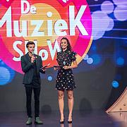 NLD/Almere/20170918 - Presentatie Lang Leve de Muziek Show, Buddy Vedder en Romy Monteiro