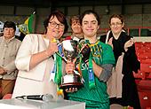 Meath v Cork - All-Ireland Camogie Intermediate Championship Final (Replay) 2017