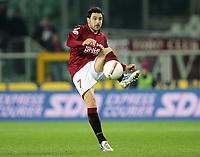 "Stefano Fiore (Torino)<br /> Italian ""Serie A"" 2006-07<br /> 27 Jan 2007 (Match Day 21)<br /> Torino-Udinese (2-3)<br /> ""Olimpico""-Stadium-Torino-Italy<br /> Photographer: Luca Pagliaricci INSIDE"