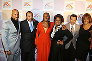 l to r: Common, Guest, Susan L. Taylor, Oprah Winfrey, Kephra Burns and Gayle King at The National CARES Mentoring Movement Gala held at ESPACE on December 2, 2008 in NYC..National CARES is a mentor-recruitment movement that works ti fill the pipeline of youth-supporting organizations throughout the country with mentors. Its mission is to save a generation by outting a caring adult in the life of every at-risk child and those who have already fallen in peril.