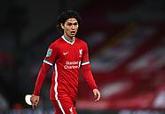 01/10, Liverpool v Arsenal, Minamino