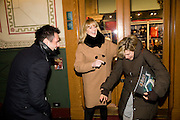 Kenny Logan ; Gabby Logan; Penny Smith, Cirque de Soleil London premiere of Quidam. Royal albert Hall. 6 January 2009 *** Local Caption *** -DO NOT ARCHIVE -Copyright Photograph by Dafydd Jones. 248 Clapham Rd. London SW9 0PZ. Tel 0207 820 0771. www.dafjones.com<br /> Kenny Logan ; Gabby Logan; Penny Smith, Cirque de Soleil London premiere of Quidam. Royal albert Hall. 6 January 2009