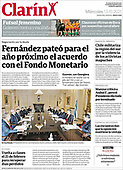 October 13, 2021 - LATIN AMERICA: Front-page: Today's Newspapers In Latin America