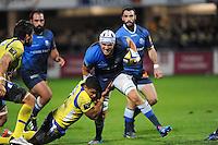 William Whetton - 20.12.2014 - Clermont / Castres - 13eme journee de Top 14 -<br />Photo : Jean Paul Thomas / Icon Sport
