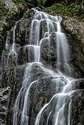 Moss Glen Falls, Granville, Vermont, USA.
