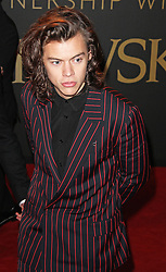 Harry Styles, The British Fashion Awards 2014, The London Coliseum, London UK, 01 December 2014, Photo By Brett D. Cove © Licensed to London News Pictures. 02/12/2014. Brett D Cove/PIQ/LNP