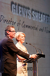 Jason Murray and Glenys Shearer